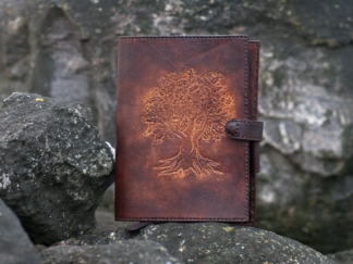 Leather covers and folders