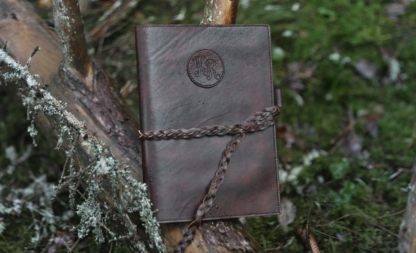 Leather covers for A4 size notebook