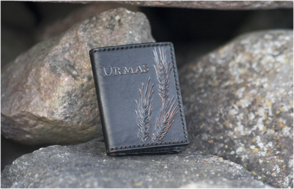Card wallet with Ears Of Corn