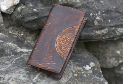 Men's wallet with Eight Pointed Star