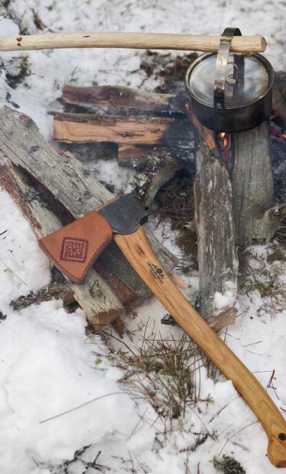 Sheath for an axe